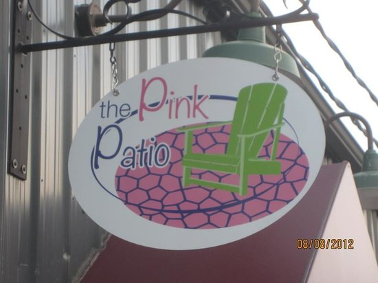 The Pink Patio