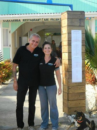Barracuda Restaurant and Bar: The Friends of Barracuda Restaurant