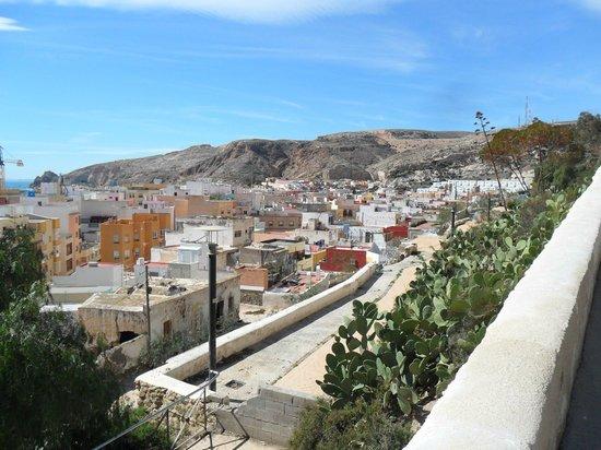 Conjunto Monumental de La Alcazaba: View from the parapet