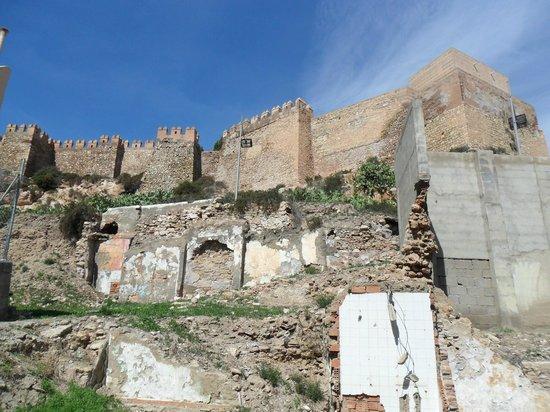 Conjunto Monumental de La Alcazaba: A piece of history