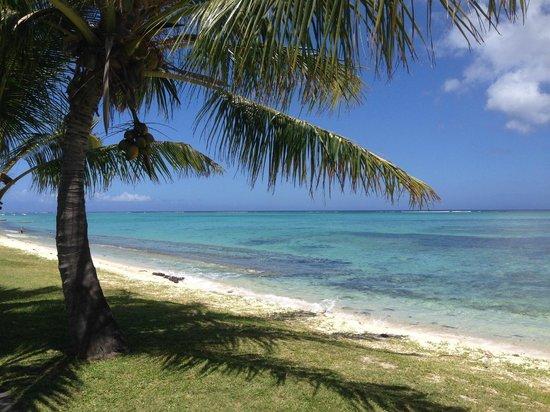 Beachcomber Dinarobin Hotel Golf & Spa : lagoon