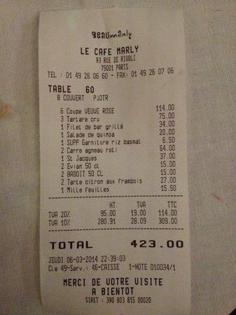 Cafe La Mille