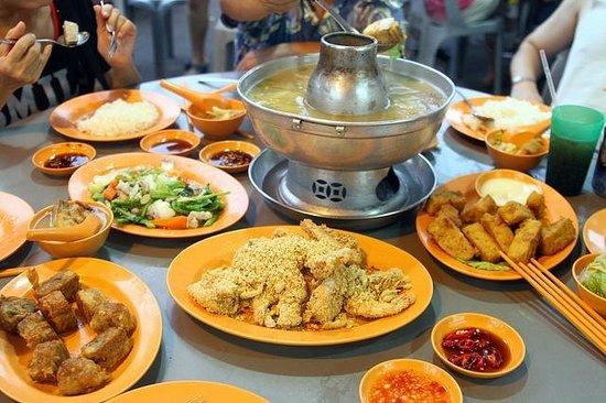 Tian Wai Tian Fishhead Steamboat Restaurant