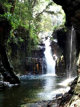 Hidden Valley Tour (Manila): Hidden Waterfalls