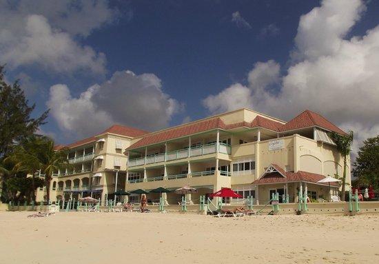 Coral Mist Beach Hotel: l'hotel