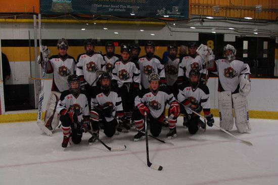 Leisure Inn Hotel : Nickel City Bantam Hockey Team 2014