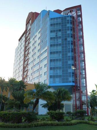 Meliá Santiago de Cuba: Hotel melia de Santiago
