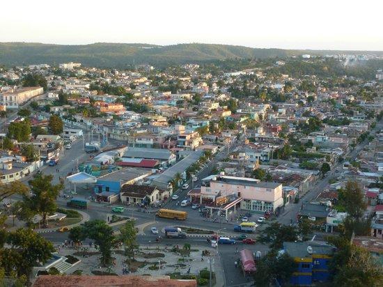 Meliá Santiago de Cuba: Uitzicht vanaf het dakterras