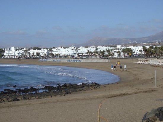 Bandama Bungalows: beach 5 mins away
