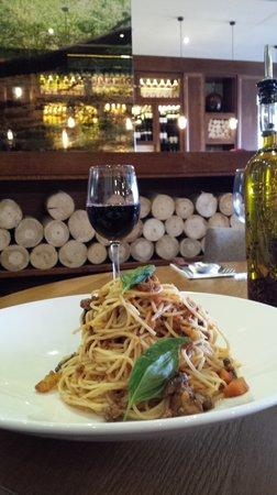 Wildwood: Spaghetti Bolognese