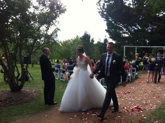 Sylvan Glen Country House: Olivia & Matt's Wedding