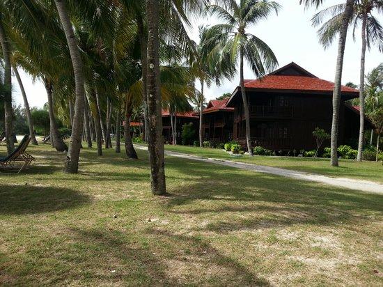 Meritus Pelangi Beach Resort & Spa, Langkawi : Open Area Band (C.ba) 2