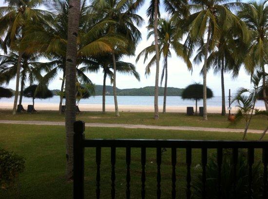 Meritus Pelangi Beach Resort & Spa, Langkawi : from the room