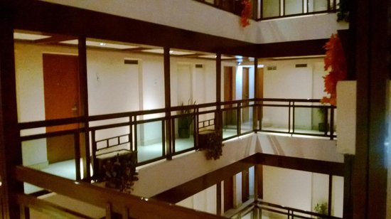 Hotel Nandan: Inside the hotel