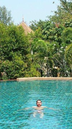 Crown Lanta Resort & Spa : Piscine