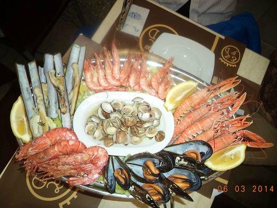 Taberna Divisa Blanca : pesce