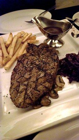 Grill Bar: Steak