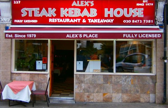 London Kebab And Steak House Alex 39 S Place Picture Of