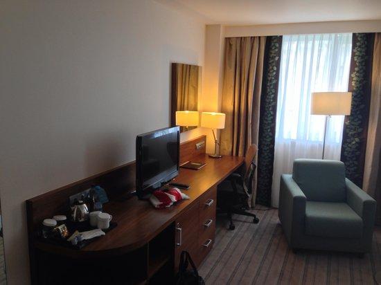 Hilton Garden Inn Krasnodar: Room