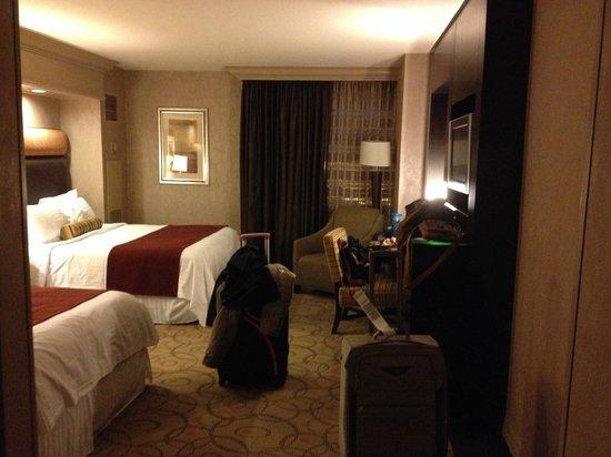 Treasure Island - TI Hotel & Casino : Great size