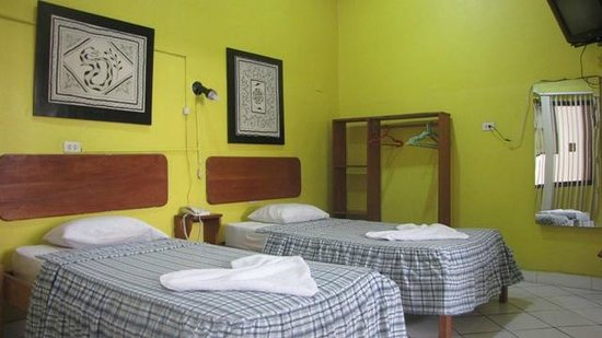 Hotel La Casona Iquitos: Habitacion Doble