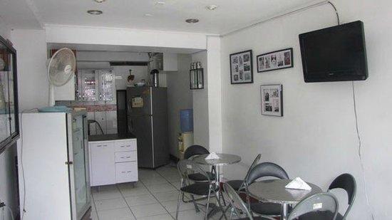Hotel La Casona Iquitos: Area Comun