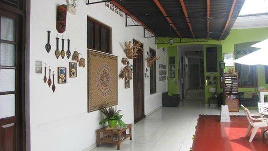 Hotel La Casona Iquitos: Patio