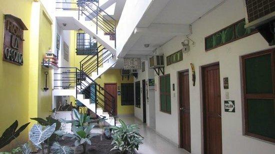 Hotel La Casona Iquitos: Pasillo