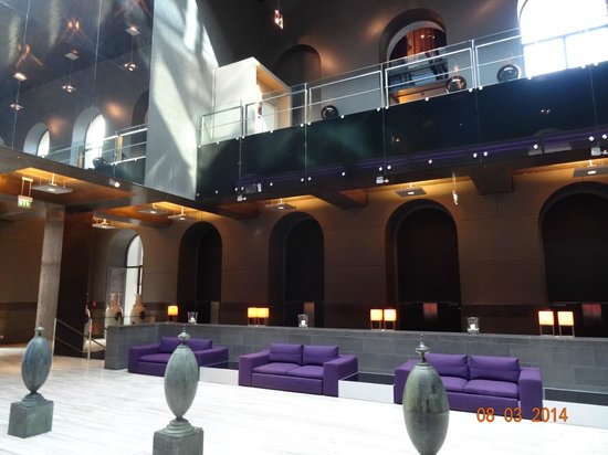 Sofitel Munich Bayerpost: Hall et salon