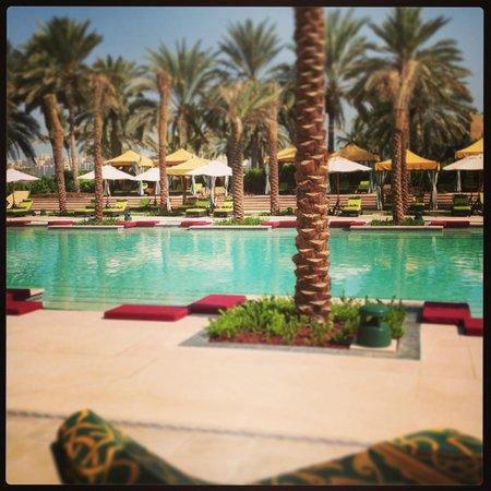 Residence & Spa at One&Only Royal Mirage Dubai: Stunning pool