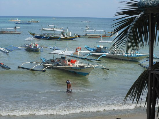 Casa Buenavista: Départ pour les îles