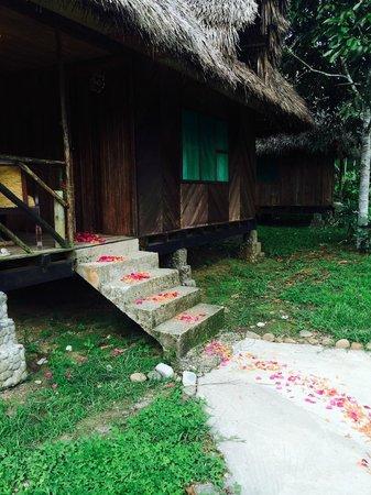 Suchipakari Amazon Rainforest Ecolodge: Matrimonial cabin