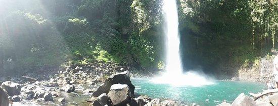Catarata La Fortuna: La Fortuna Waterfall Pool
