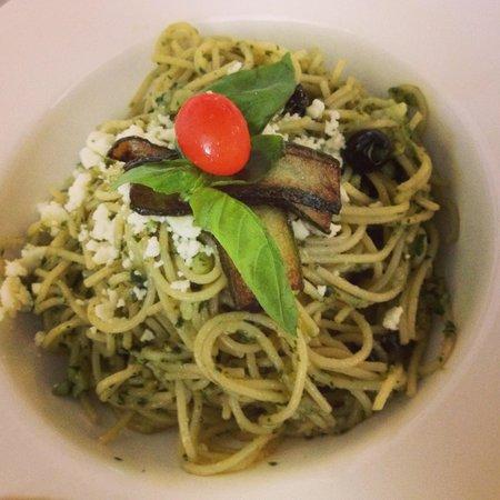 Real Food: Genovese pesto paste