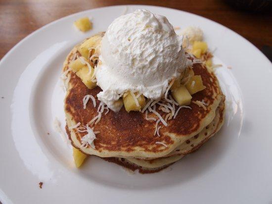 Hula Grill Waikiki: パンケーキ