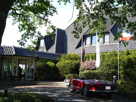 Seehotel Töpferhaus: Hotel entrance