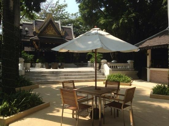 Centara Grand at Central Plaza Ladprao Bangkok: outdoor