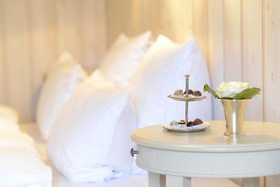 Seehotel Töpferhaus: Comfortable beds