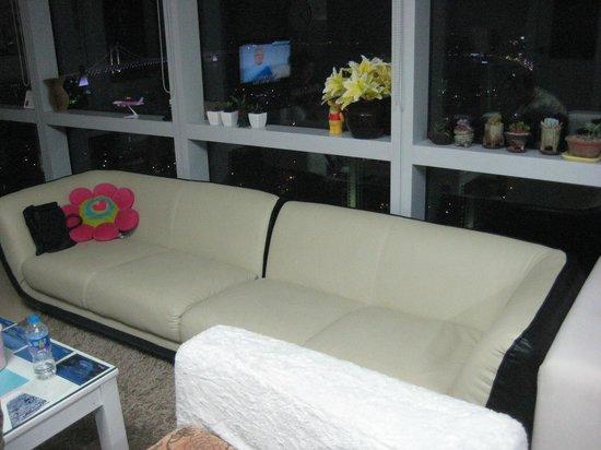Centum Guesthouse диван
