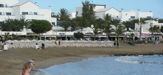 Hotel Floresta: Nearby seaside.