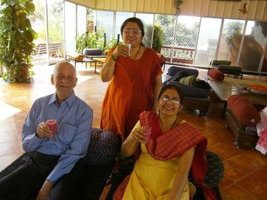 Agashiye: Saying Cheers for Good Health