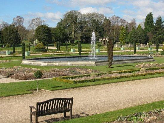 Trentham Gardens: The Italian Gardens