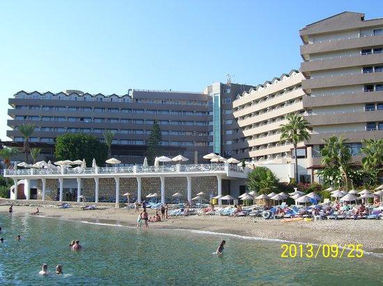 Jasmine Beach Resort: Hotel