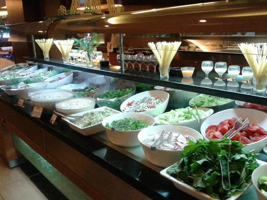 Jasmine Beach Resort: Food offer