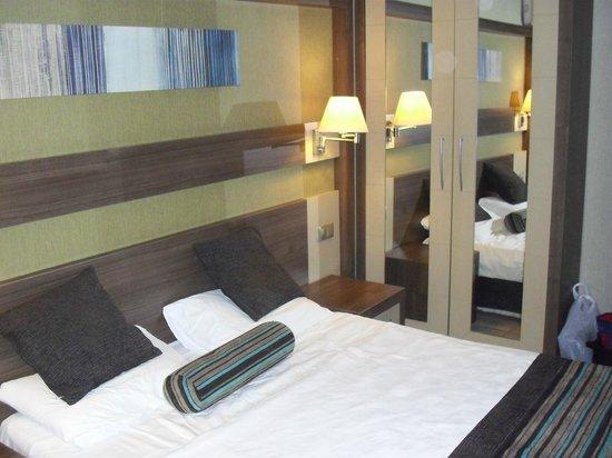 Jasmine Beach Resort: Room
