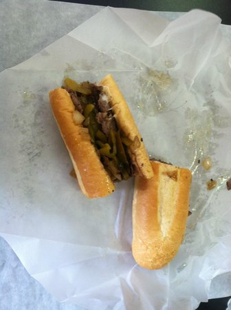 Gentile Bros Authentic Cheesesteaks : Philly