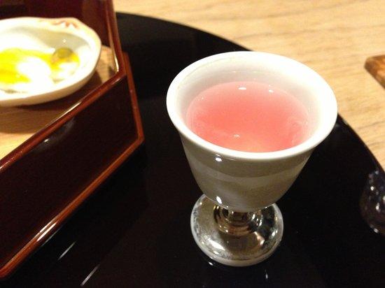 Sounkaku : 食前酒