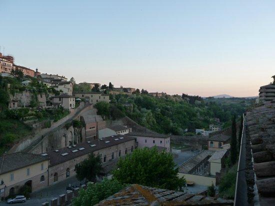 Hotel Alma Domus: Vista do apartamento