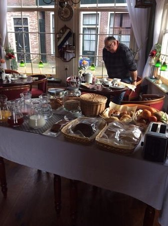 Hotel De Fortuna: what a breakfast