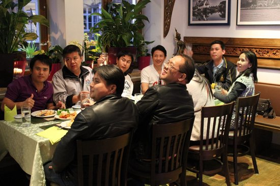 Chao-Khun : a Thai group when dining in Chao Khun (Foto 2)